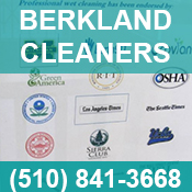 Monitor the dry cleaning assessment web-sites for specific client facts