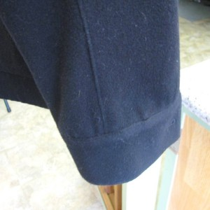 wool Coat After organic dry cleaning berkeley